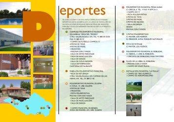 deporte - Ayuntamiento Villalbilla