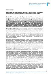 Press Release May 2012 - Stiftung Mercator