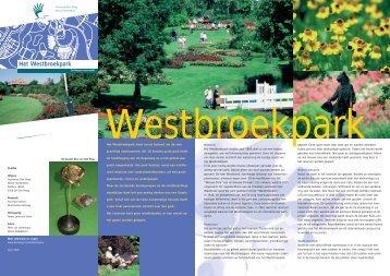 Het Westbroekpark