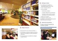 Centre d'Etude et de Documentation (PDF, 1.28 MB) - Fedweb