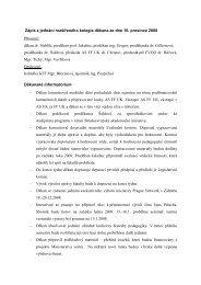 Zápis z jednání rozšířeného kolegia děkana ze dne 16. prosince ...
