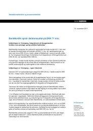 BankNordik opnår delår delårsresultat på DKK 71 mio. - Sermitsiaq