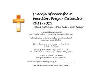 Diocese of Owensboro - Owensboro Catholic Schools