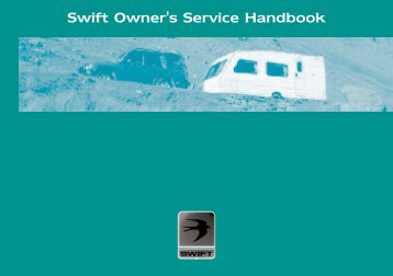 2001 Swift - Swift Group