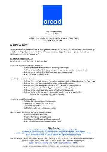 Notice explicative [PDF-68 kO] - Saint-Genest-Malifaux