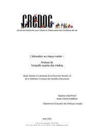 Volet médias - Association Prévention Routière