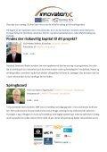 Innovationsdag torsdag d. 31. maj 2012 fra kl. 10.00 - Innovation X - Page 2