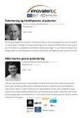 Innovationsdag torsdag d. 31. maj 2012 fra kl. 10.00 - Innovation X - Page 3