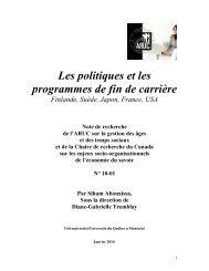 NR10-01 - Université du Québec
