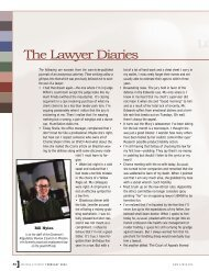 The Lawyer Diaries - Lawyers