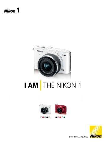 I AM THE NIKON 1