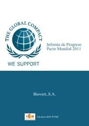 Responsabilidad Social Corporativa - Manvert