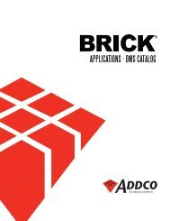 ADDCO BRICK Variable Message Signs - Temple, Inc.