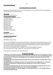 (203 KB) - .PDF - Rosenau am Hengstpaß - Land Oberösterreich