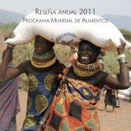 RESEÑA ANUAL 2011