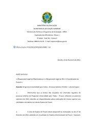 Ofício Circular nº 03/2012/DIPES/SESU/MEC-Icn