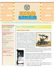 Feb 2006 - DRDO