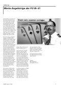 ARMEE Aktuell 2/2005 - Führungsunterstützungsbrigade 41 / SKS - Page 3
