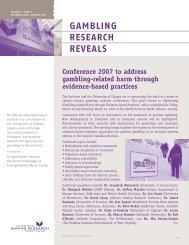 Issue 2, Volume 6 - December 2006 / January 2007 - Alberta ...