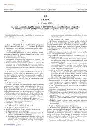 244/2005 Zákon, ktorým sa mení a dopĺňa zákon č. 280 ... - oz Infodom