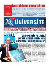 imralı görüşmeleri kabul edilemez - Türk Eğitim-Sen