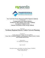 NYSERDA Grant Proposal - Metropolitan Washington Council of ...