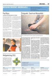 1303$März 2013$0360.indd - Kirchgemeinde Brienz