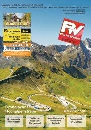 Ausgabe 18. Mai 2012 - Colist.eu