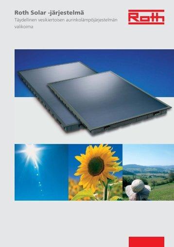 Solar-järjestelmä - Roth