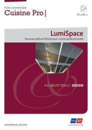 LumiSpace Cuisine Pro| - France Air
