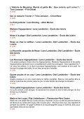 Littérature suédoise jeunesse - Bibliothèque municiaple de Sceaux - Page 7