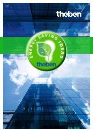 Theben - Energy Saving Ideas