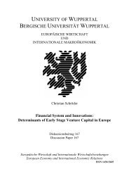 Financial System and Innovations - EIIW