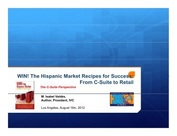 WIN! - Hispanic Retail 360