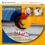 Thema: - Alumni - Maastricht University