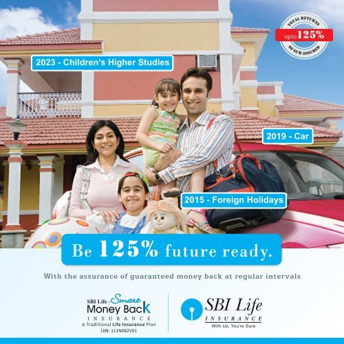 Sbi Life Insurance Brochure Pdf - Insurance
