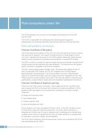 Post-compulsory years 16+ (PDF - 63Kb)