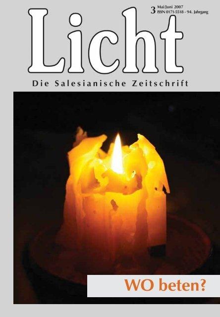 WO beten? - Franz Sales Verlag