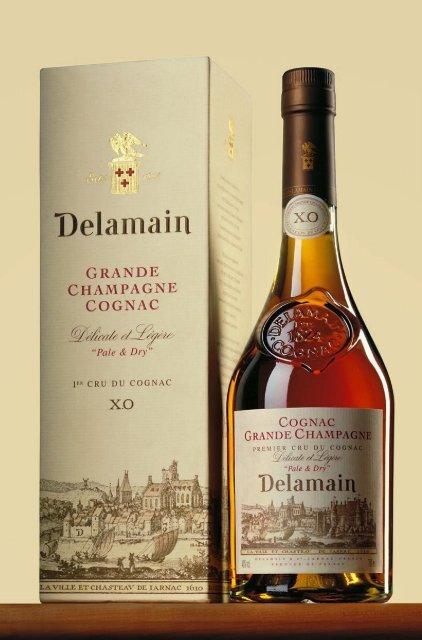 Pale & Dry XO - Delamain Cognac