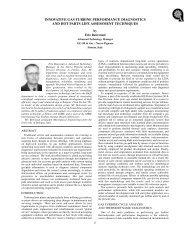 innovative gas turbine performance diagnostics and hot parts life ...