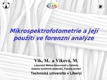 2.2.9 - Technická univerzita v Liberci
