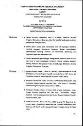 Peraturan Dirjen Anggaran Nomor Per-02/AG Tahun 2008 Tentang ...