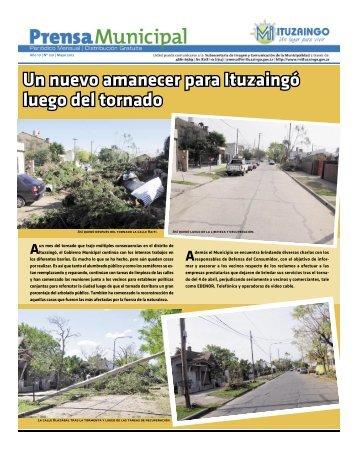 Mayo 2012.indd - Ituzaingó
