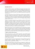 Informe COSEP 2005 - Ministerio de Economía y Competitividad - Page 3