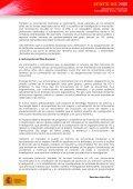 Informe COSEP 2005 - Ministerio de Economía y Competitividad - Page 5