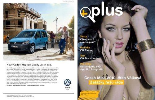 Česká Miss 2010 Jitka Válková Zatáčky řežu ráda - Das WeltAuto
