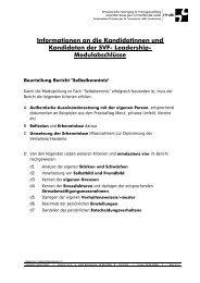 Leadership Information Teilnehmende / PDF - SVF - ASFC ...