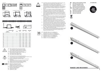 LINE RANGE RECESSED F T L - OMS Product Database