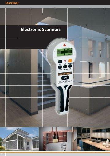 Electronic Scanners - Spot-on.net