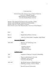 curriculum vitae (PDF)